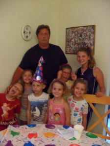 My Birthday in 2010