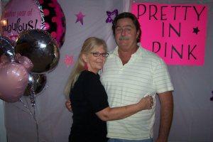 Lori and I, November 2010